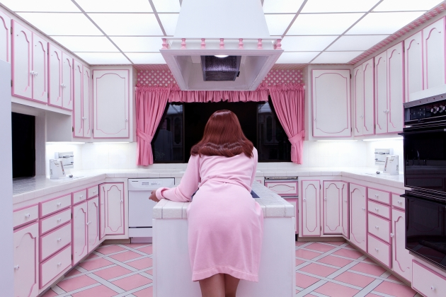 Subterranean Kitchen, 2017. © Juno Calypso