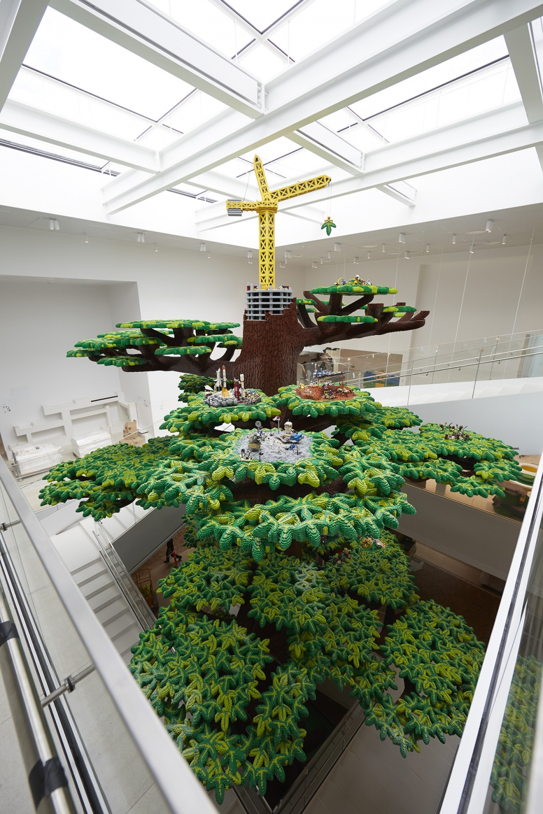 LEGO House: A new home of the brick in Denmark that offers the