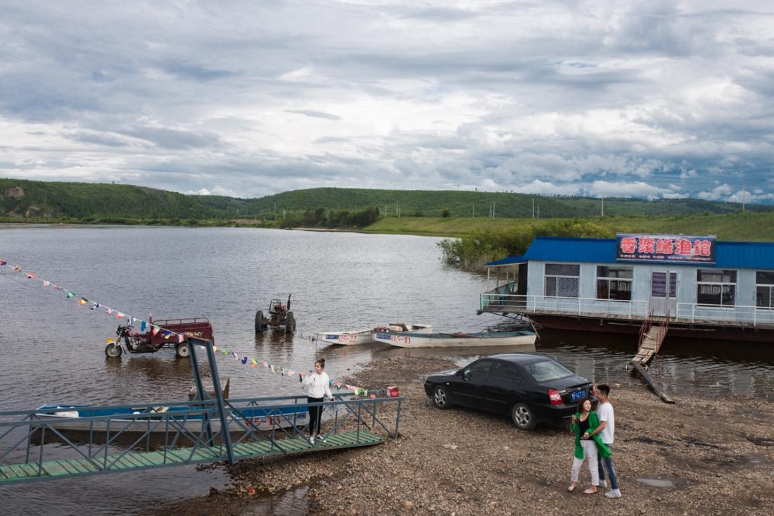 Tuohe Settlement, Inner Mongolia, August 2017
