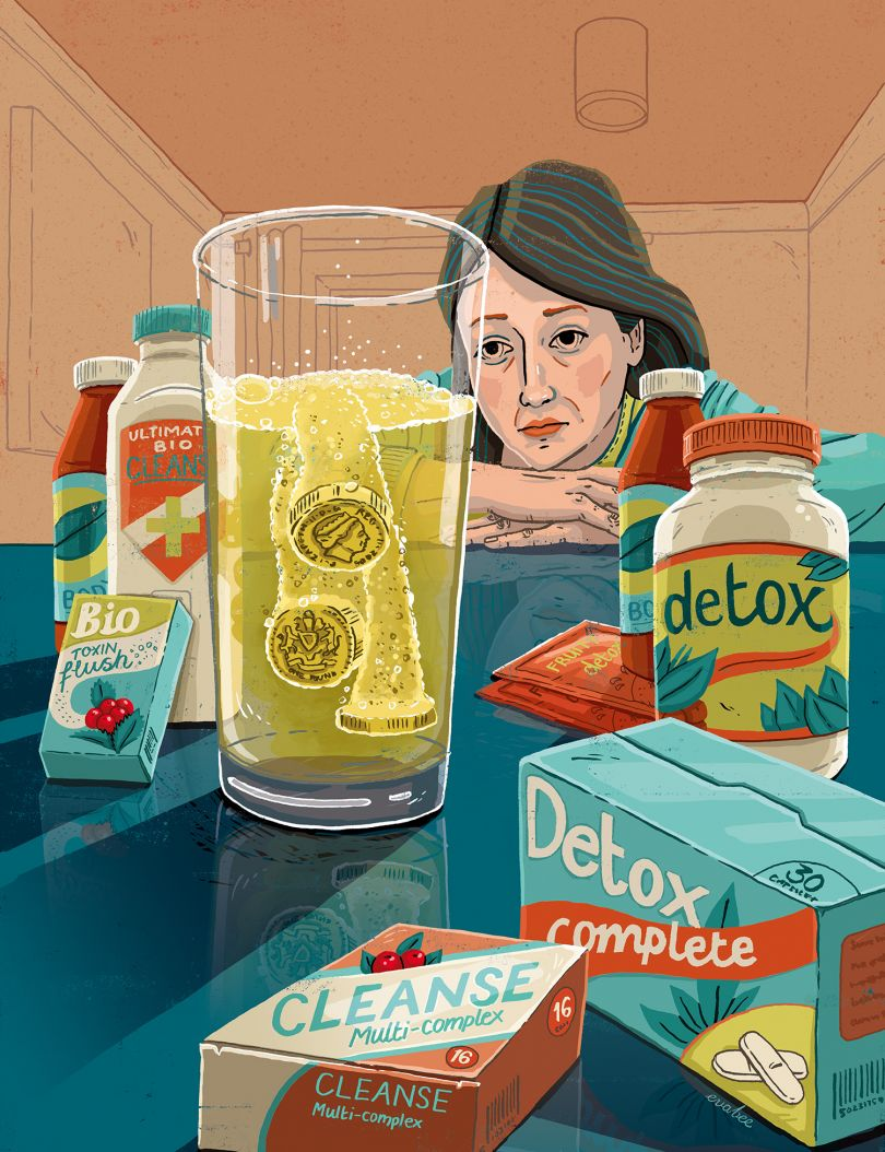 The Observer Magazine: Feature Editorial Illustration