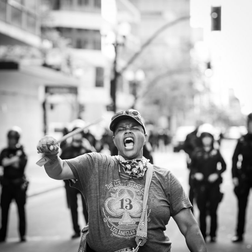 From the series, Resist © Taylor Alarcón