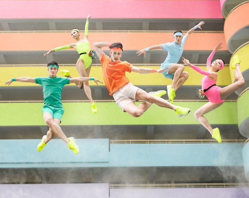 © Design Army / Hong Kong Ballet. Photography by Dean Alexander