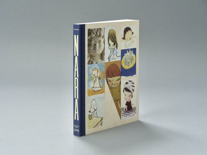 Nara book design