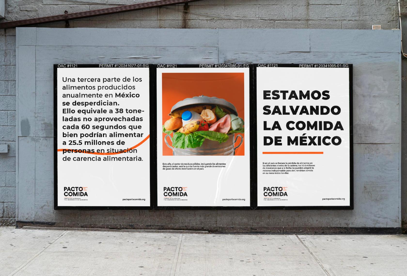CLVB Studio's branding for anti-food waste initiative is bursting with rebellious energy
