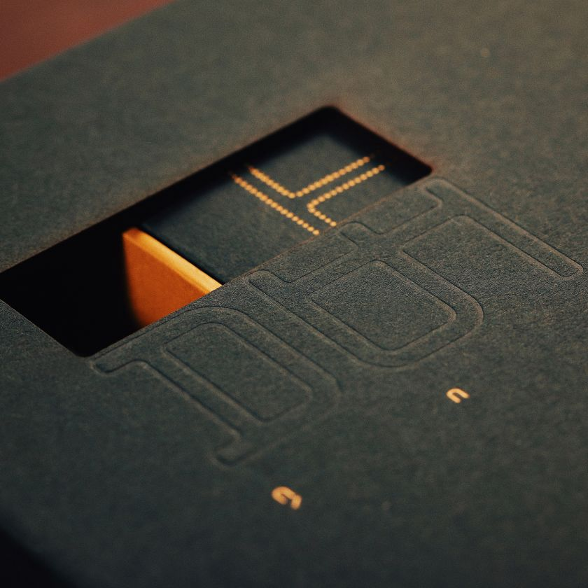 Wu Gift Packaging by 7654321 Studio. Winner in the Packaging Design Category, 2019-2020.