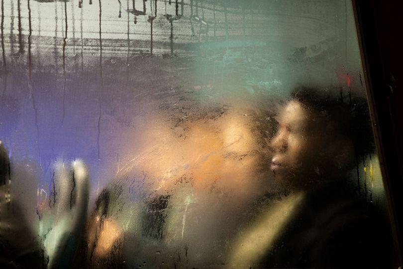 On The Night Bus, Nick Turpin