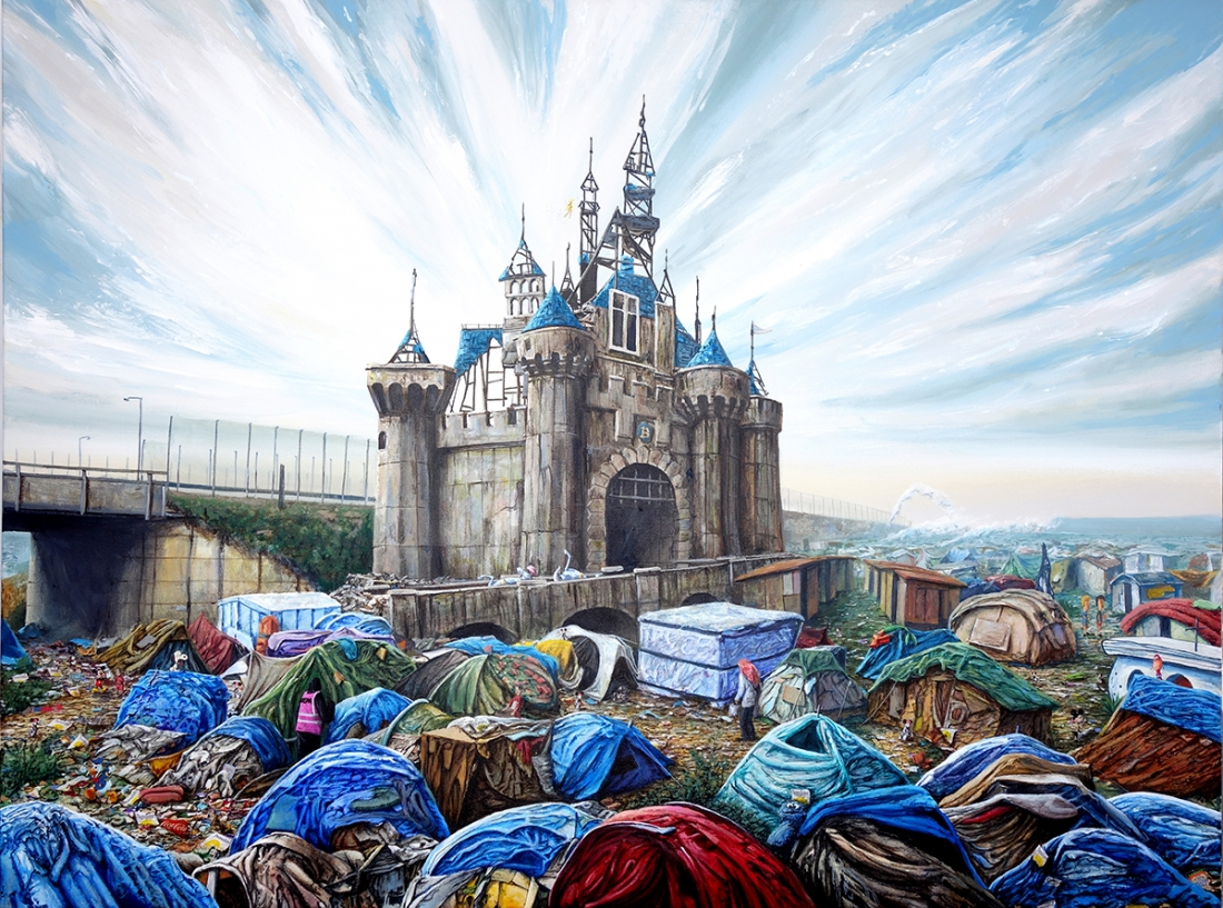 Post Dismal Artist That Inspired Banksy S Dismaland