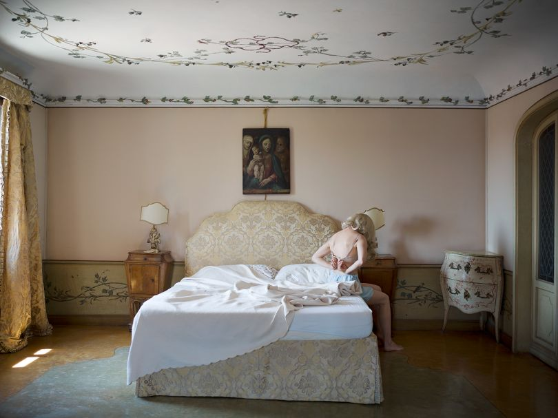 The Girl Of Constant Sorrow © Anja Niemi, The Little Black Gallery
