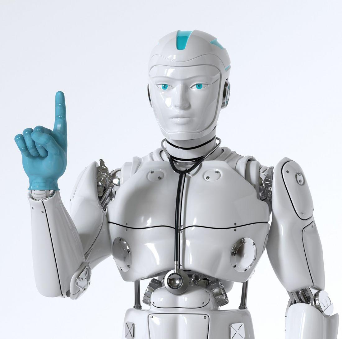 Doctor Robot © Oliver Burston