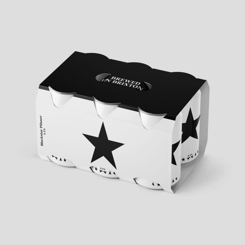 David Bowie – Blackstar: Jonathan Barnbrook