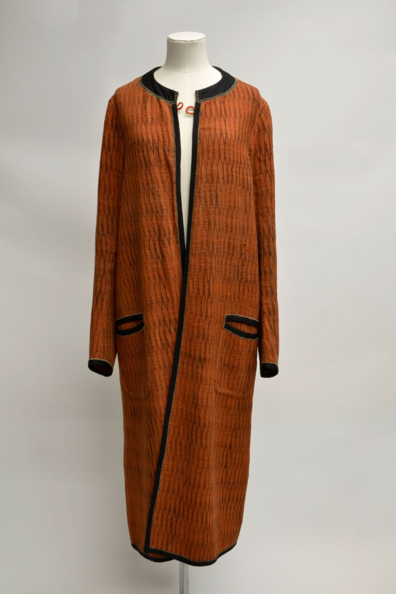 Barron and Larcher Jacket. Courtesy Ditchling Museum of Art + Craft