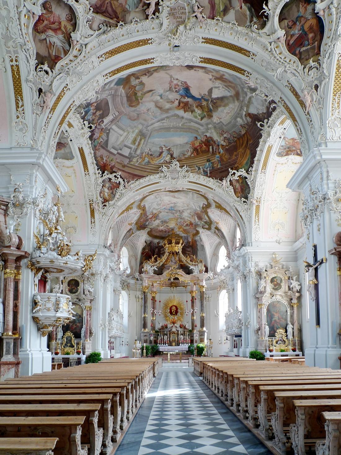 Hofkirche © Tirol Werbung / Aichner Bernhard