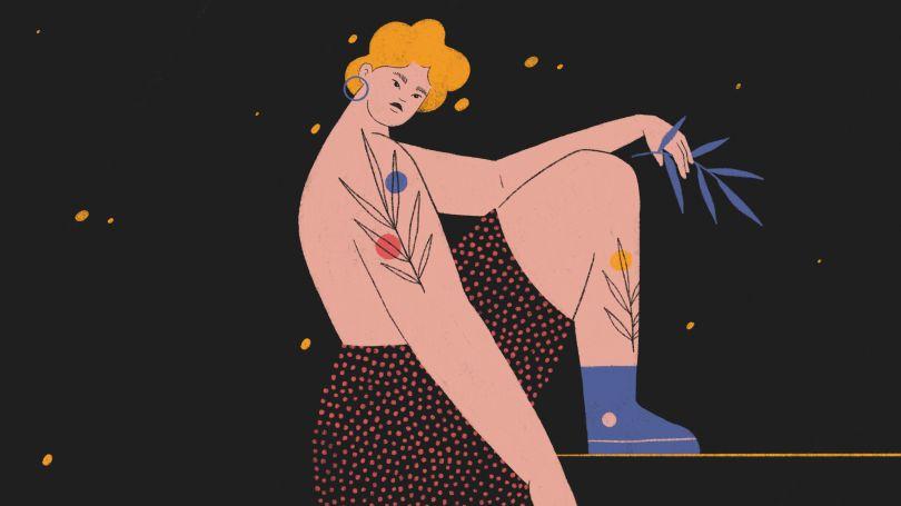 Illustration by Carmela Caldart