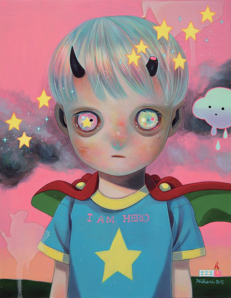 Children of this Planet © Hikari Shimoda