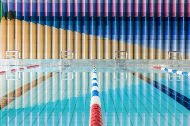 Berufsschule Pool, Copyright: © Robert Götzfried, Germany, Entry, Open, Architecture (Open), 2018 Sony World Photography Awards | Image courtesy of 2018 Sony World Photography Awards
