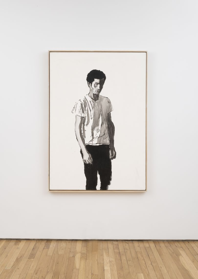 Installation View, Darrel Ellis, A Composite Being. Courtesy of Candice Madey, New York