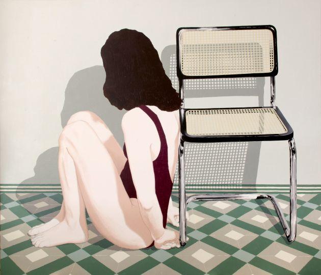 Christopher Kieling, Sierra_S_32_V, 2020, Courtesy the artist and Grove Square Galleries