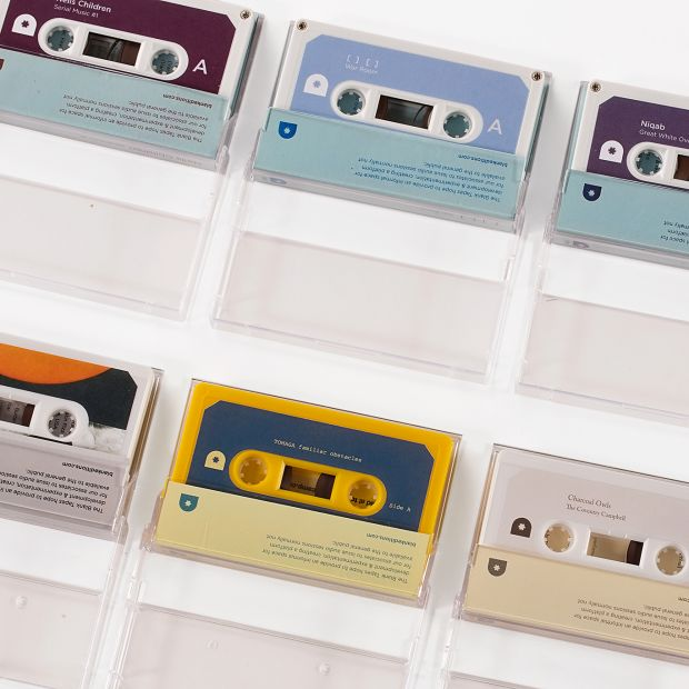 Blank Editions tapes