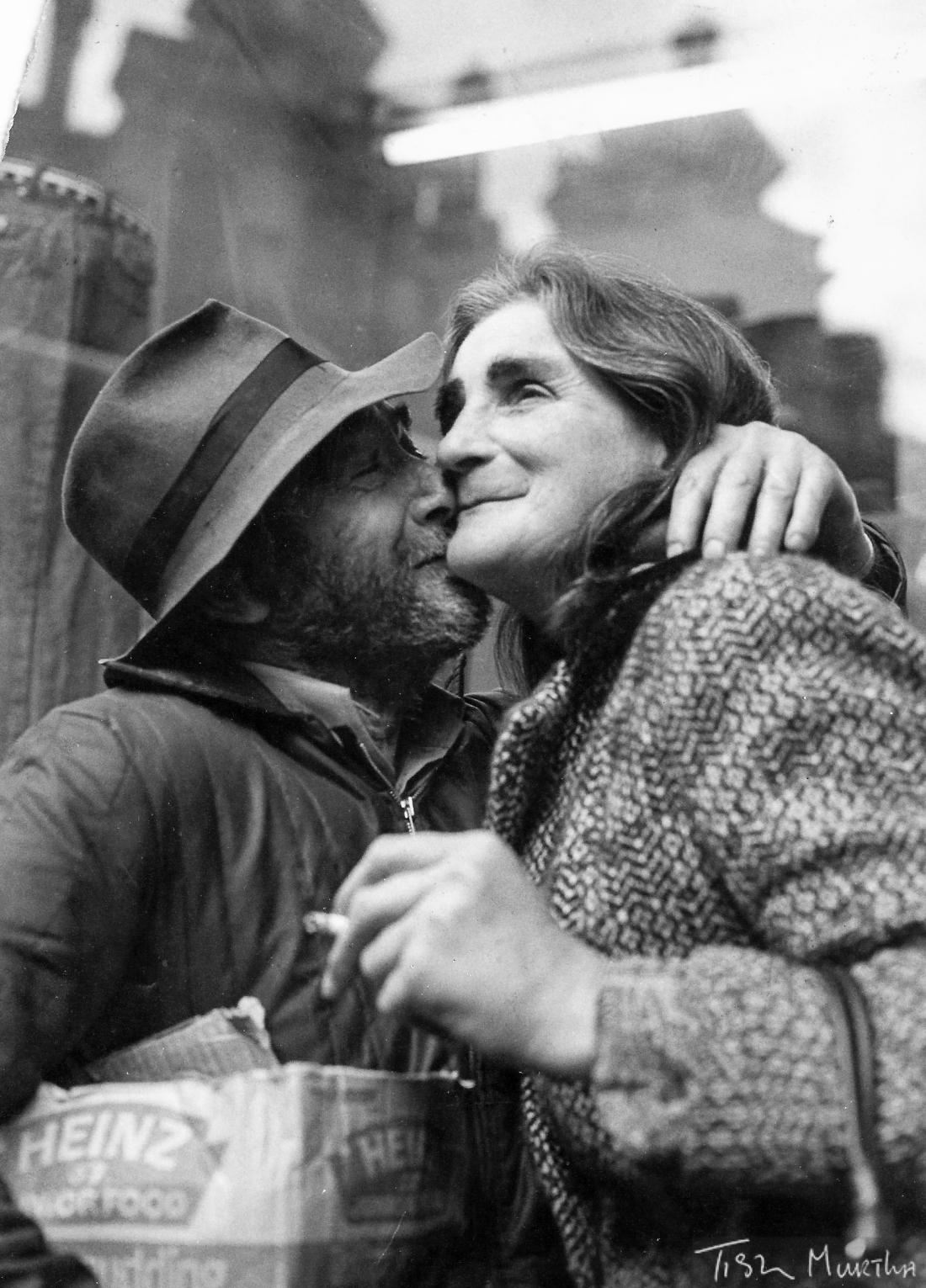 Tish Murtha Newport – Angela and Starky, 1976 © Ella Murtha, All rights reserved. Courtesy of Ella Murtha & The Photographers' Gallery