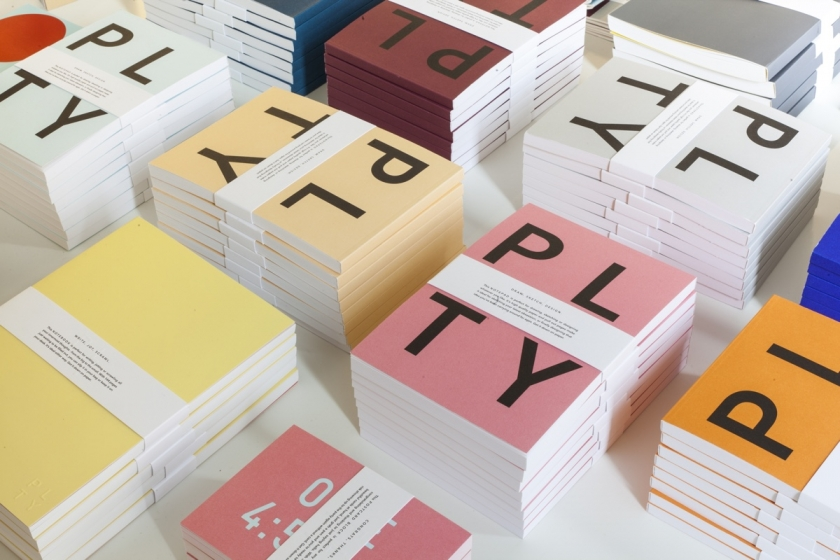 Scandinavian typographic cool comes to London with a pop-up store by Playtype