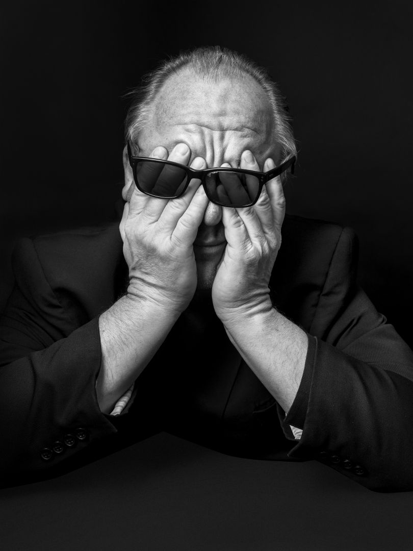 Black Francis © Tom Oldham, United Kingdom, Category Winner, Open, Portraiture, 2020 Sony World Photography Awards