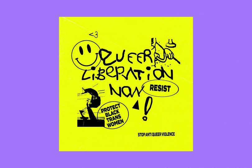 Ben Eli, Queer Liberation Now, 2020