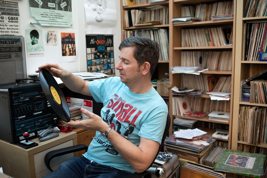 Rob Messer – Record collector and dealer