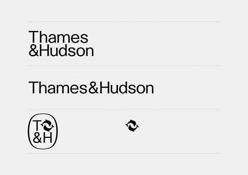 © Thames & Hudson All logos, designed by Pentagram