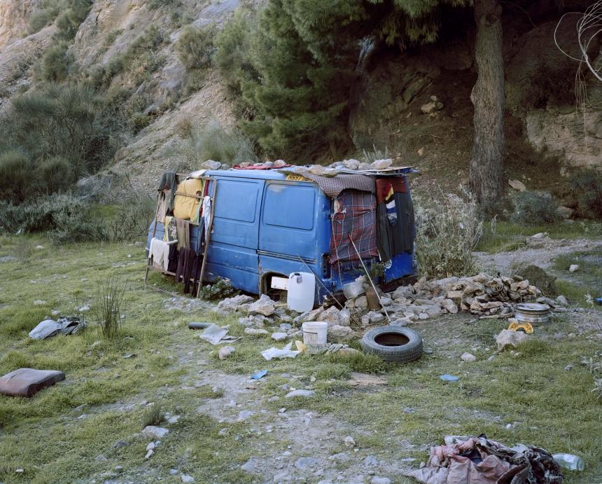 Pan. (Andalucia, Spain. 2012). ©Ben Murphy