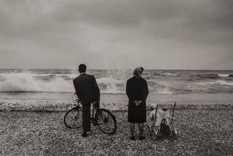Lido,Venice 1959 - Gianni Berengo Gardin