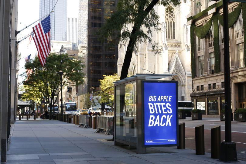 We Keep Going, NYC