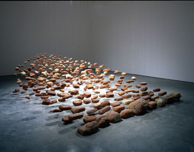 Cornelia Parker Neither From Nor Towards, 1992 Arts Council Collection, Southbank Centre, London © the artist