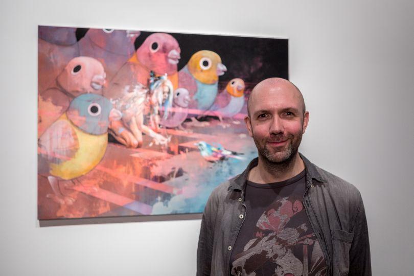 Ian Francis. Photography by Birdman Photos