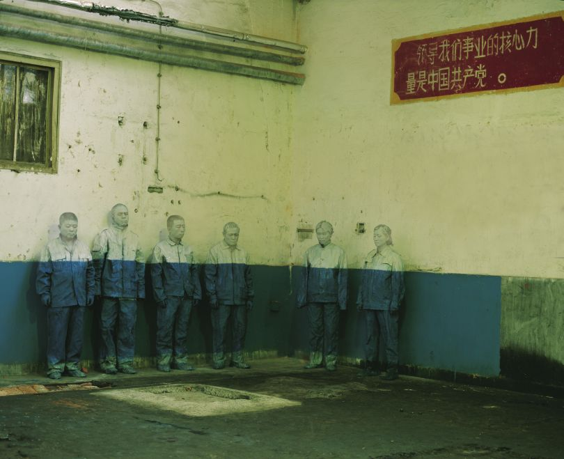 Image credit: Liu Bolin