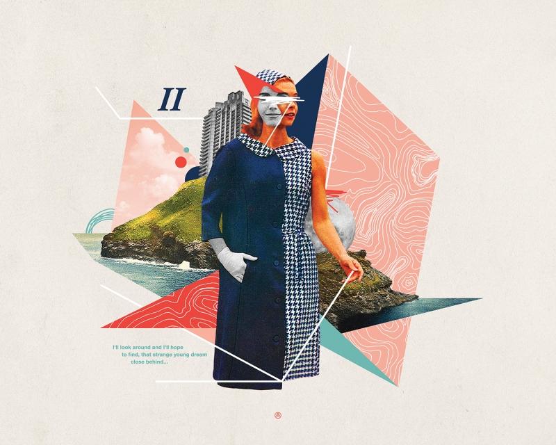 Fred Otnes: Collage Paintings, Jill Bossert - WordPress.com