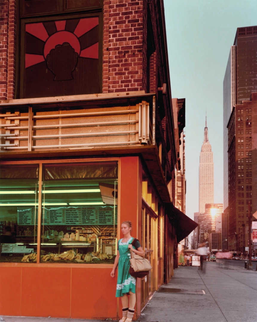 New York City, 1978 © Joel Meyerowitz