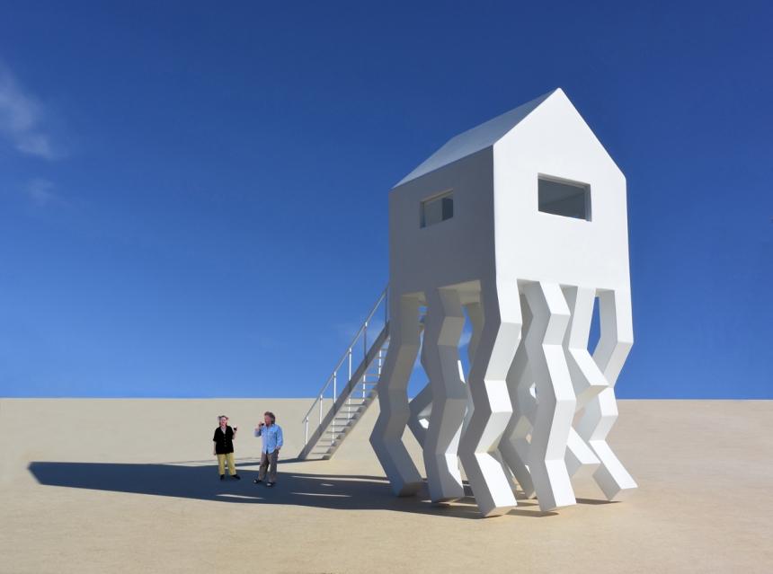 Our Mobile Home - © Michael Jantzen