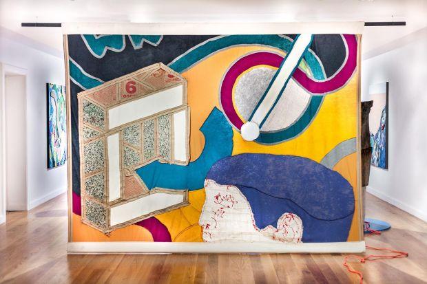 VIA Arts Prize 2018 winner, HIATO by Hugo Brazao