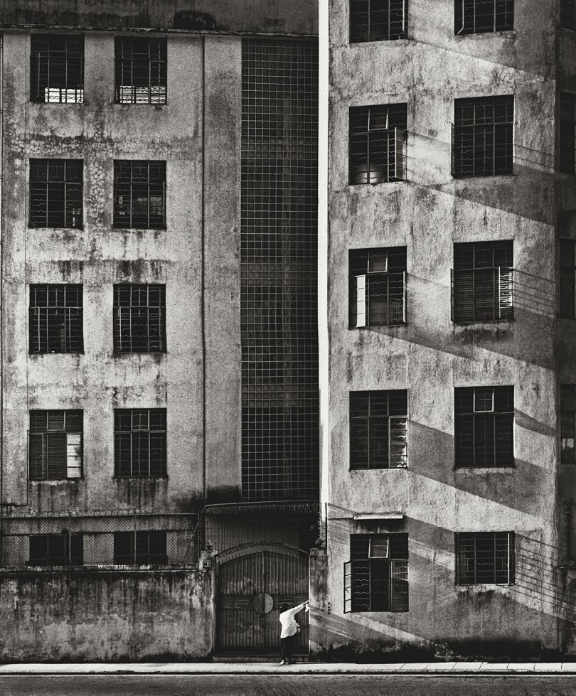 Fan Ho 'The Last Beam(餘暉)' Hong Kong 1950s and 60s, courtesy of Blue Lotus Gallery