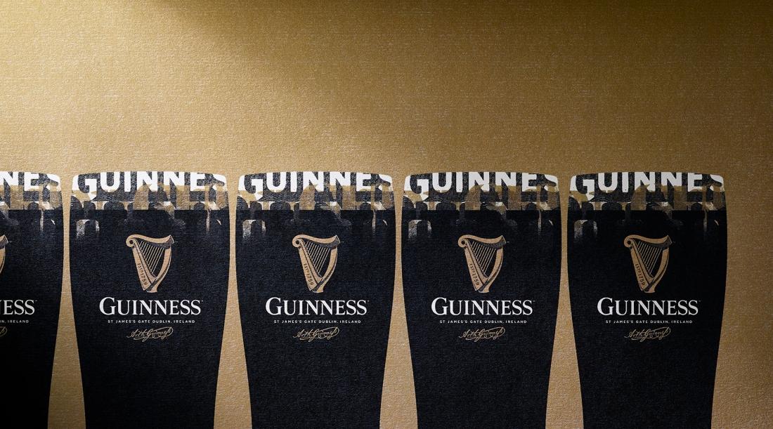 Guinness Identity by Design Bridge