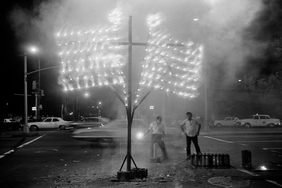 Elizabeth & Houston Streets 1975 | © Edward Grazda