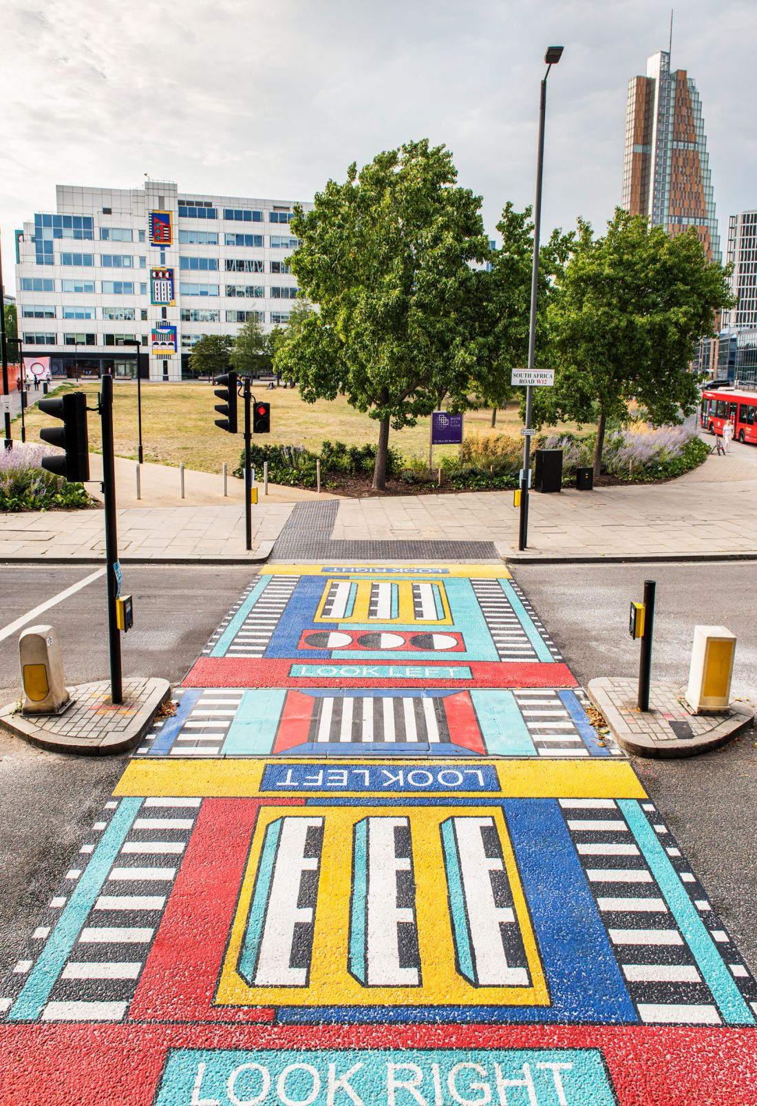 © White City Place x Camille Walala