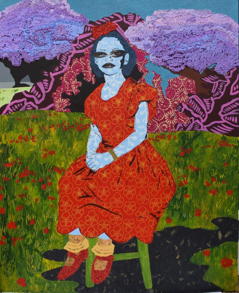 Cydne Jasmin Coleby Thea in The Garden, 2021