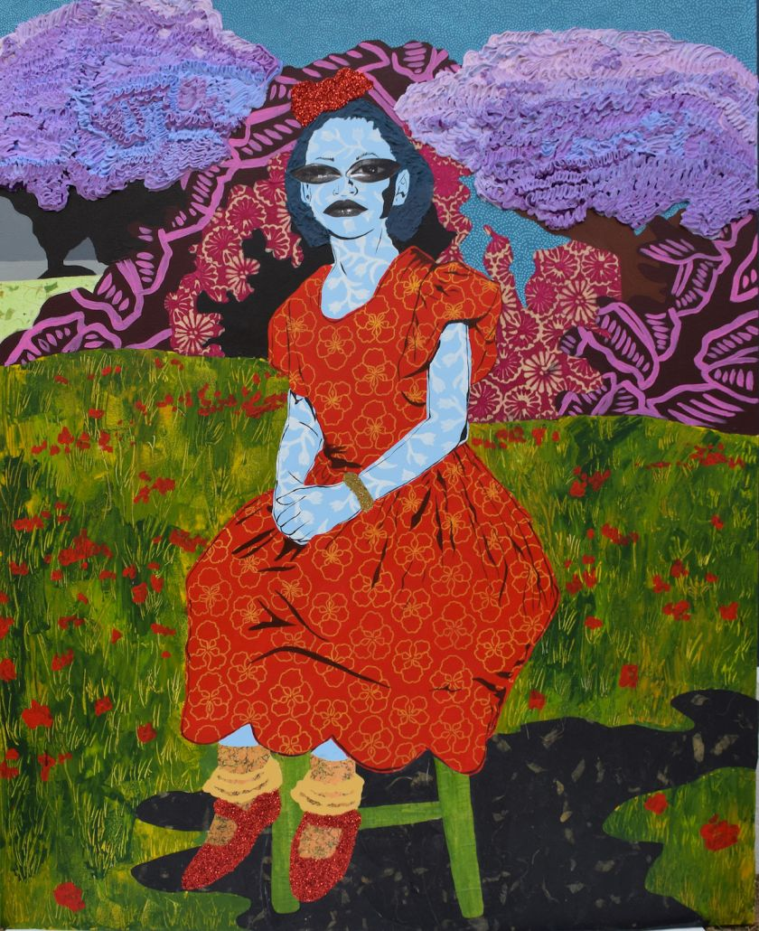 Cydne Jasmin Coleby Thea in The Garden, 2021