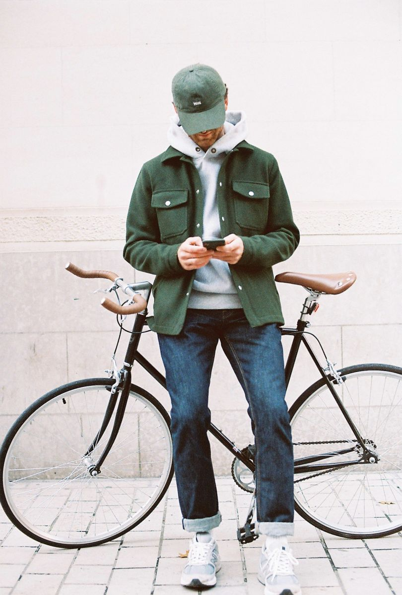Paynter Jacket Co. Photography by Jim Marsden