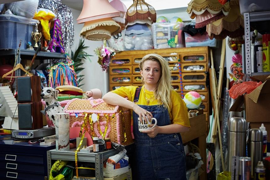 Anna Lomax, maker