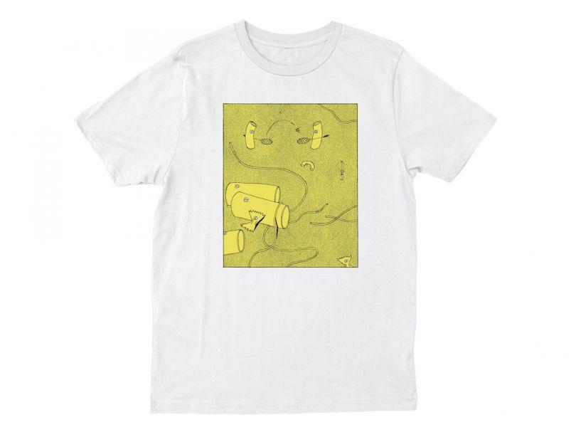 Anna Haifish Illustration T-Shirt. Courtesy of the artist