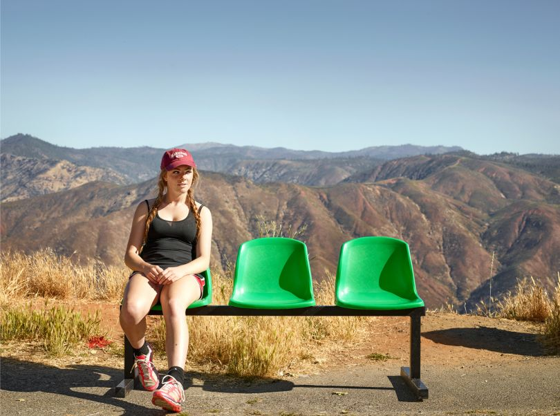 Olivia Roberts, 18, Rim Of The World, Stanislaus National Forest