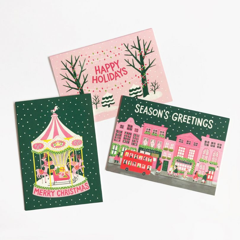 Christmas Cards by Jacqui Lee