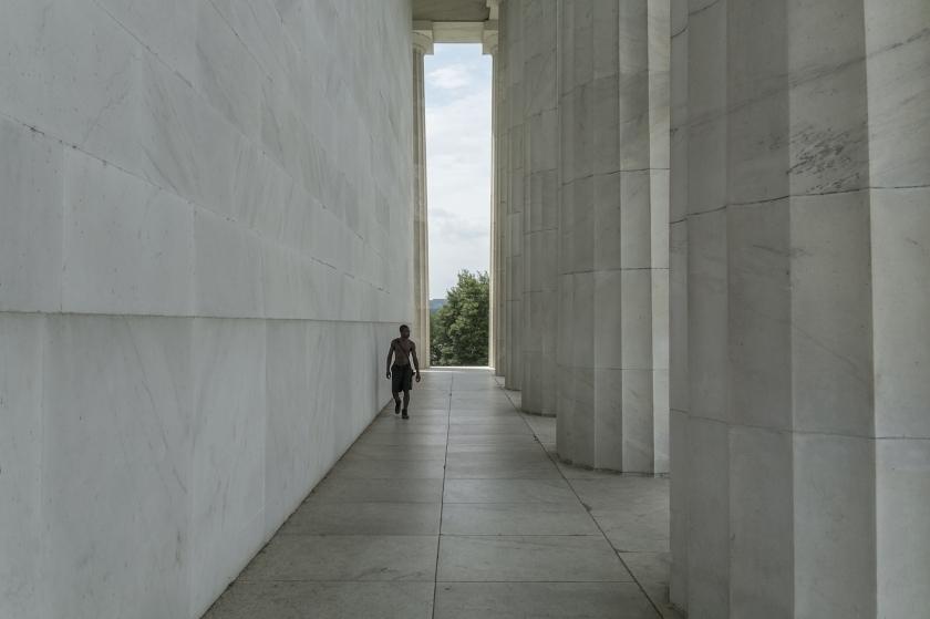 Lincoln Memorial, Washington D.C., USA